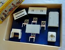 NIB 1940's Deluxe IDEAL Reliable Renwal Plastic Dollhouse KITCHEN Original BOX
