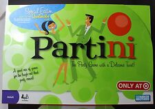 PARTINI  GAME - Adult /Couples Party Game - Bachelorette partys - Target Exc NEW
