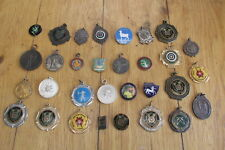 Vintage Archery Medals and Badges X 31 - 1950's to 1980's (Ref 101)