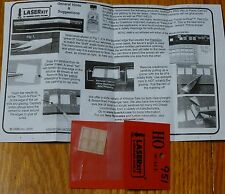 American Model Builders, Inc HO #951 Lavatory Windows for: Walthers HW Pullman