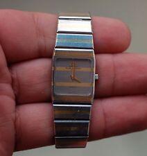 BAUME MERCIER Monte Carlo ladies quartz watch ref.5820.038 working condition