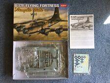 Academy 1/72 B-17F Flying Fortress 'Memphis Belle' model kit #2188