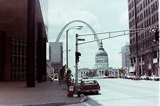 Busch Stadium, St. Louis Arch, etc. 35mm Negatives (3) 1978