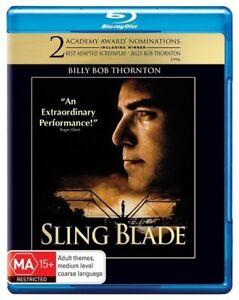 SLING BLADE BLURAY BRAND NEW WRAPPED AUS/NZ ZONE B