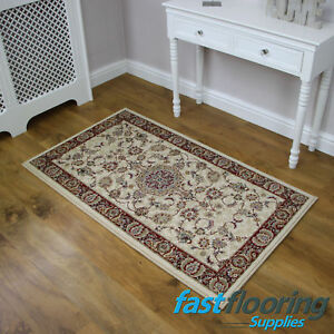 Tashkent 174/616W Cream Rug *0.80 x 1.40* Lounge - SALE - *RRP £89*