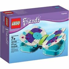 40156 BUTTERFLY ORGANIZER lego friends set NEW legos sealed exclusive box