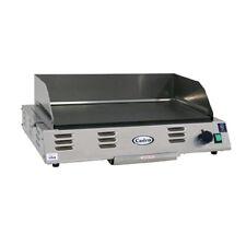 "Cadco CG-10 Electric 24"" Medium-Duty Buffet Countertop Griddle"