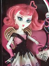 Monster High C.A. CUPID Doll Eros 2011 Draculaura Sweet 1600 Birthday First Wave