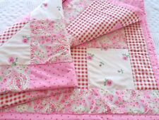 Patchwork Quilt Kit Cath Kidston Fabric Complete EASY Quilting Set Baby Blanket
