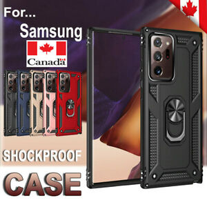 For Samsung Galaxy Note 20 Ultra Case 360 Shockproof Magnetic Heavy Duty Cover