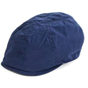 Failsworth Hats Micro Fibre 6-Panel Cap - Navy