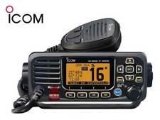 VHF ICOM IC-M330E BLACK NAUTISCH MIT DSC MARINE TRANSCEIVER WITH DCS