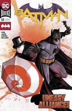 BATMAN #60 DC Comics (2018)