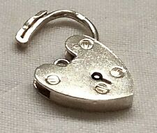 Lock Clasp Sterling Silver 1965