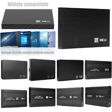 2.5inch/3.5inch USB3.0 to SATA External Portable 6-Gbps SSD Hard Drive Enclosure
