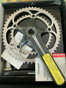 Campagnolo Record Carbon Ultra Torque Chainset 53/39t 175mm Cranks Retro 3 - NEW