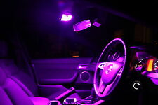 Holden VE Commodore Sedan Purple LED Interior Light Conversion Kit