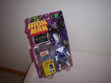 TOY BIZ- IRON MAN- BLIZZARD WITH ICE FIST PUNCH   -   NEW