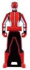 Power Rangers Sentai Legend III Mini Key Figure Tokumei Go-Buster Red Cheeta