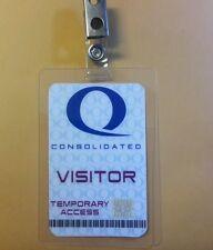 Flèche Identification Badge - Reine Consolidé Visiteur Cosplay Prop Costume