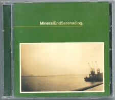 "Mineral ""End Serenading"" CD OOP Sunny Day Real Estate The Get Up Kids"