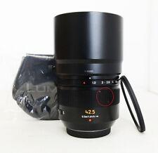 # Panasonic HNS043 Lumix G 42.5mm f/1.2 + Filter S/N 001167