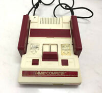 USED Nintendo Famicom Console w/o RF Switch or AC Adapter JAPAN Japanese NES