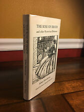 """1997 1st Edition """"THE ROSE OF DEATH"""" Julian Hawthorne Ash Tree 500 copies Signed"""