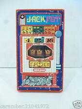 👿 Mini Jeux Tomy Jack Pot Vintage Année 1975
