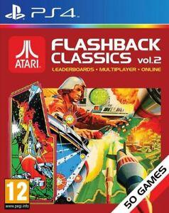 Atari Flashback Classics Vol.2 | PlayStation 4 PS4 New