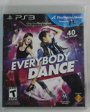 PS3 - Everybody Dance -New Other