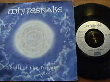 WHITESNAKE 1987 STILL OF THE NIGHT 7in 45rpm single RECORD JUKEBOX