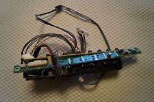 """IR SENSOR KE264 & SIDE BUTTONS BOARD KE266 FOR 46"""" SHARP LC-46X20E LCD TV"""