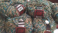 Vtg Lot 15 Skeins Tweed Wool Acrylic Mohair Silk Blend Yarn  Fils Anny Blat