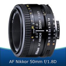 Nikon 50mm f/1.8D AF Nikkor Lens for Nikon D3300 D3200 D5300 D5200 D5100 D3100