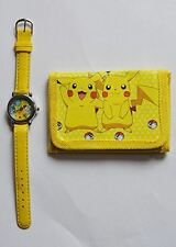 POKEMON | watch and wallet | ideal kids gift