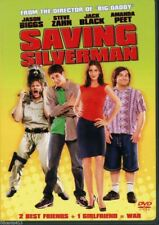 Saving Silverman (Widescreen Dvd, 2001, Pg-13)