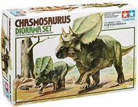 Tamiya 1/35 Dinosaur World Series No.01 Cosmosaurus Scene Set 60101 Japan