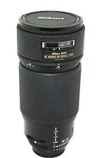✮ Nikon ED Nikkor AF 80-200mm 2.8 ED Analog + digital TOP !! // vom Händler!