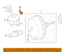 MERCEDES OEM 12-18 CLS550 Hydraulic-Pressure Sensor 0065422518