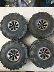 IMEX Rc Swamp Kong Wheels And Tire Complete Set (4)