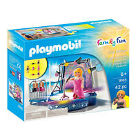 Playmobil Family Fun Singer With Stage Building Set 9165 NEW IN STOCK