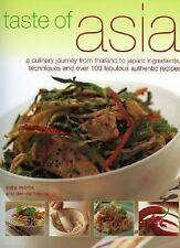Taste of Asia: A Culinary Journey from Thailand to Japan: Ingredients,