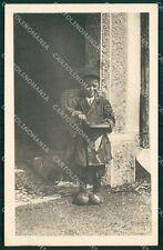 Belluno Cortina d'Ampezzo Costumi Villotte Friulane cartolina QT3768