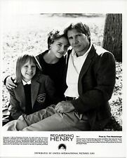 REGARDING HENRY 1991 Harrison Ford, Annette Bening 10x8 STILL #1