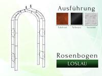 Rosenbogen LOSLAU 1,5 m Pergola Spalier Rankhilfe Torbogen Breite