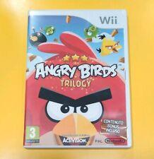 Angry Birds Trilogy GIOCO WII VERSIONE ITALIANA