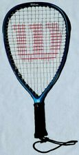WILSON CENTRIX Fused Graphite Royal Blue Racquetball Racket Racquet