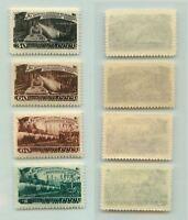 Russia USSR 1948 SC 1280-1283 MNH . f1947a41