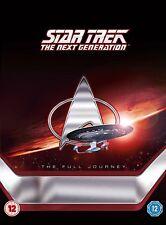 STAR TREK NEXT GENERATION 1-7  DVD SEASON 1 2 3 4 5 6 7 DEUTSCHE SPRACHE